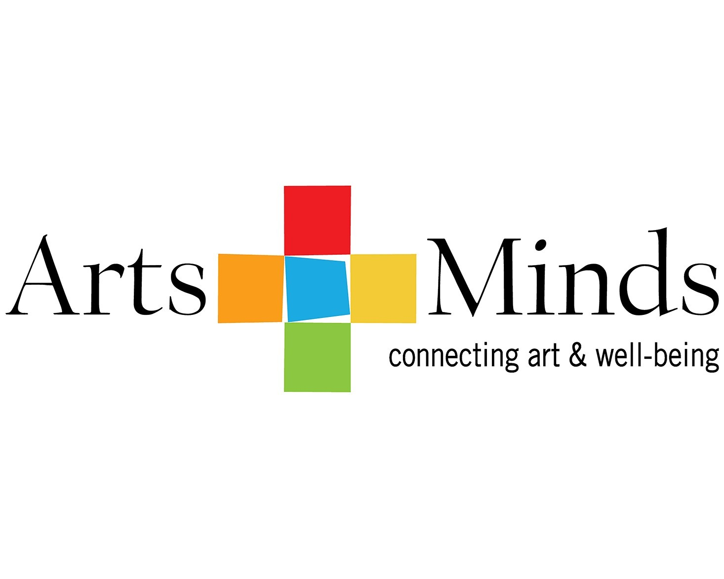 Arts & Minds: Connecting Art & Well-Being logo