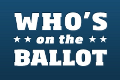 text: who's on the ballot